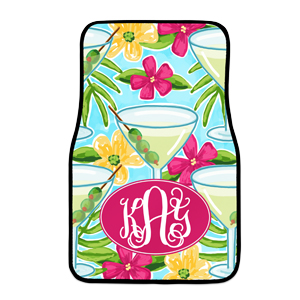 monogram car mat 6