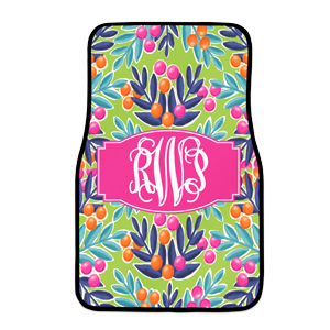 monogram car mat 9